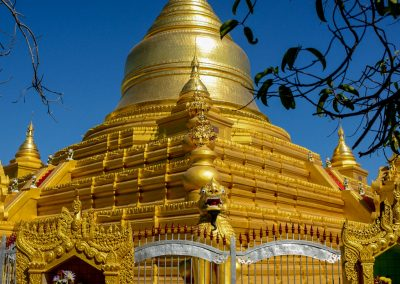 Golden Kuthodaw pagoda