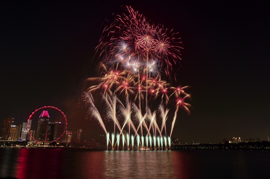 How to photograph fireworks with 8 easy tips